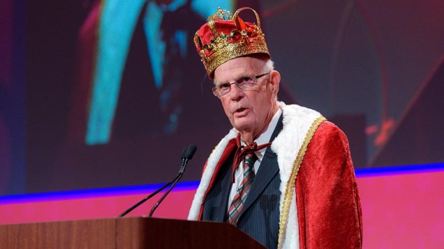 Lee Landers named King of Baseball at Minor League Baseball Winter Meetings