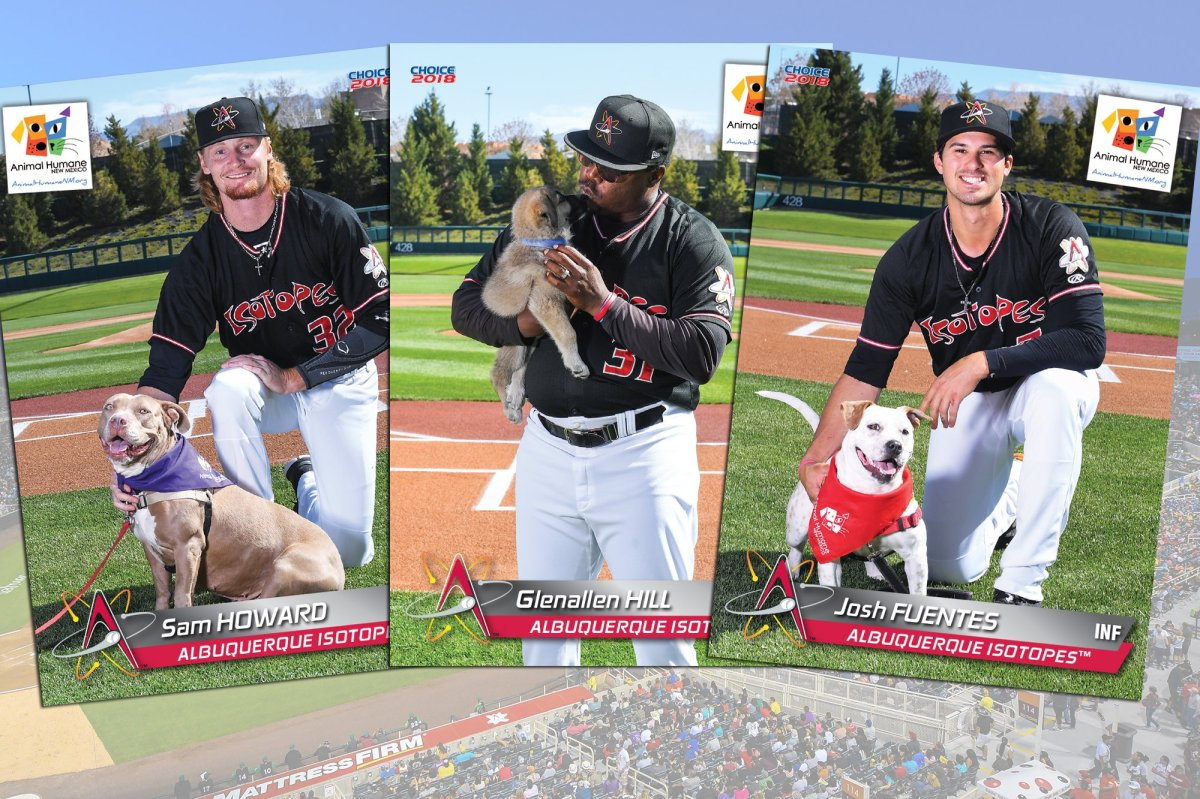 Isotopes Top Minors in Attendance With a Little Help From Their Dogs