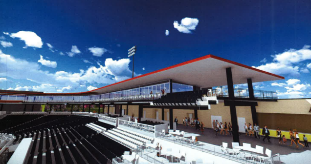 The new ballpark coming to Madison, Ala.