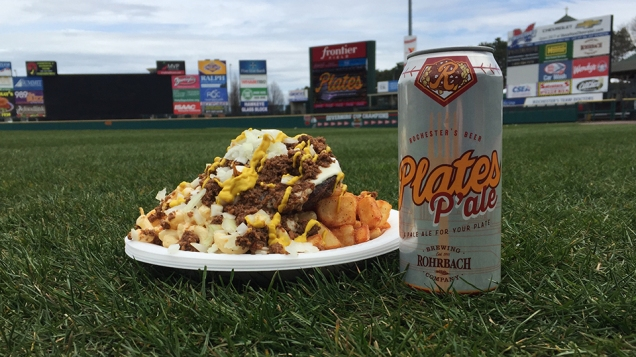 Rochester Red Wings launch new beer for Plates Opening Night