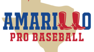 Temporary logo for Amarillo's new minor league team.
