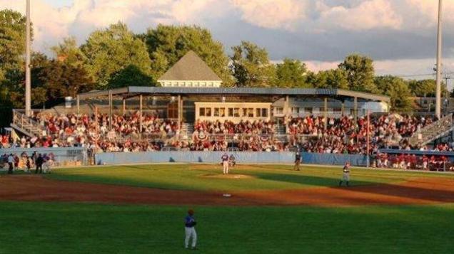 Batavia Muckdogs ballpark Dwyer Stadium
