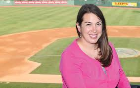 Minor League sales expert Amy Venuto