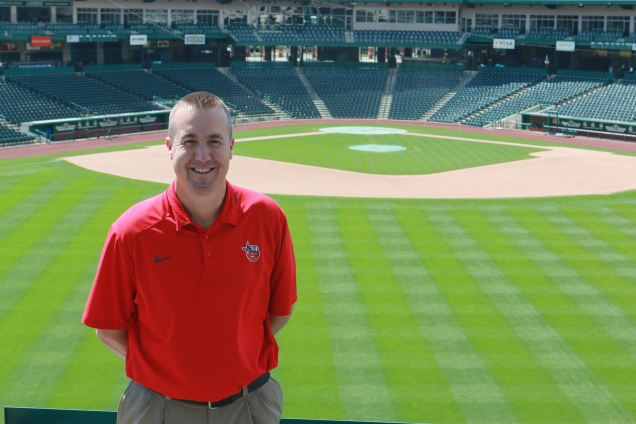 Fort Wayne TinCaps GM Mike Nutter