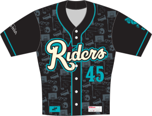 Frisco RoughRiders Dude Perfect Jerseys