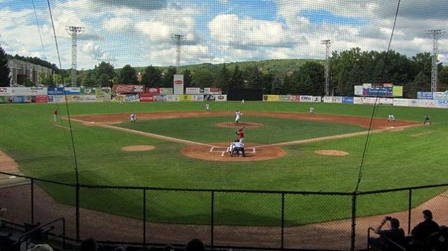 Jamestown Jammers Ballpark